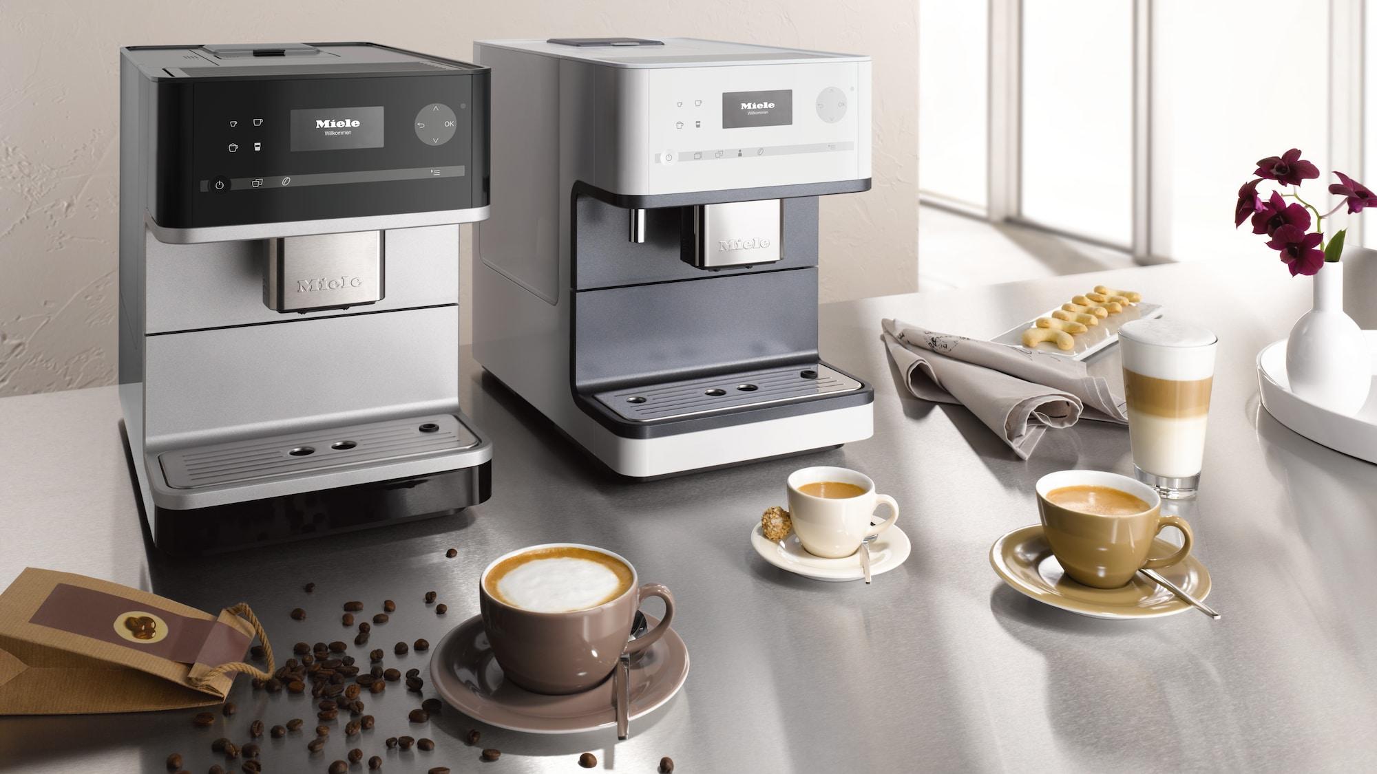 Miele Coffee Machines