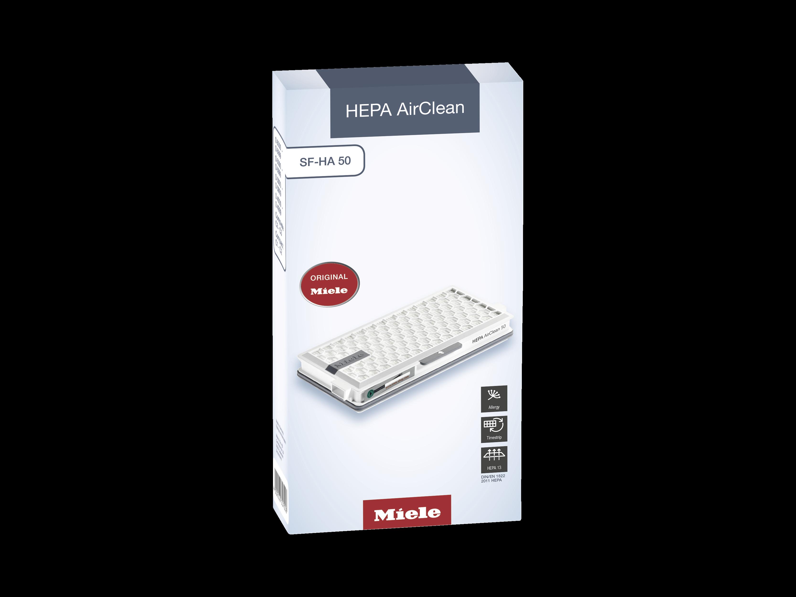 1PC Durable Filter For Miele SF-HA 50 Hepa Airclean Vacuum Cleaner Accessories