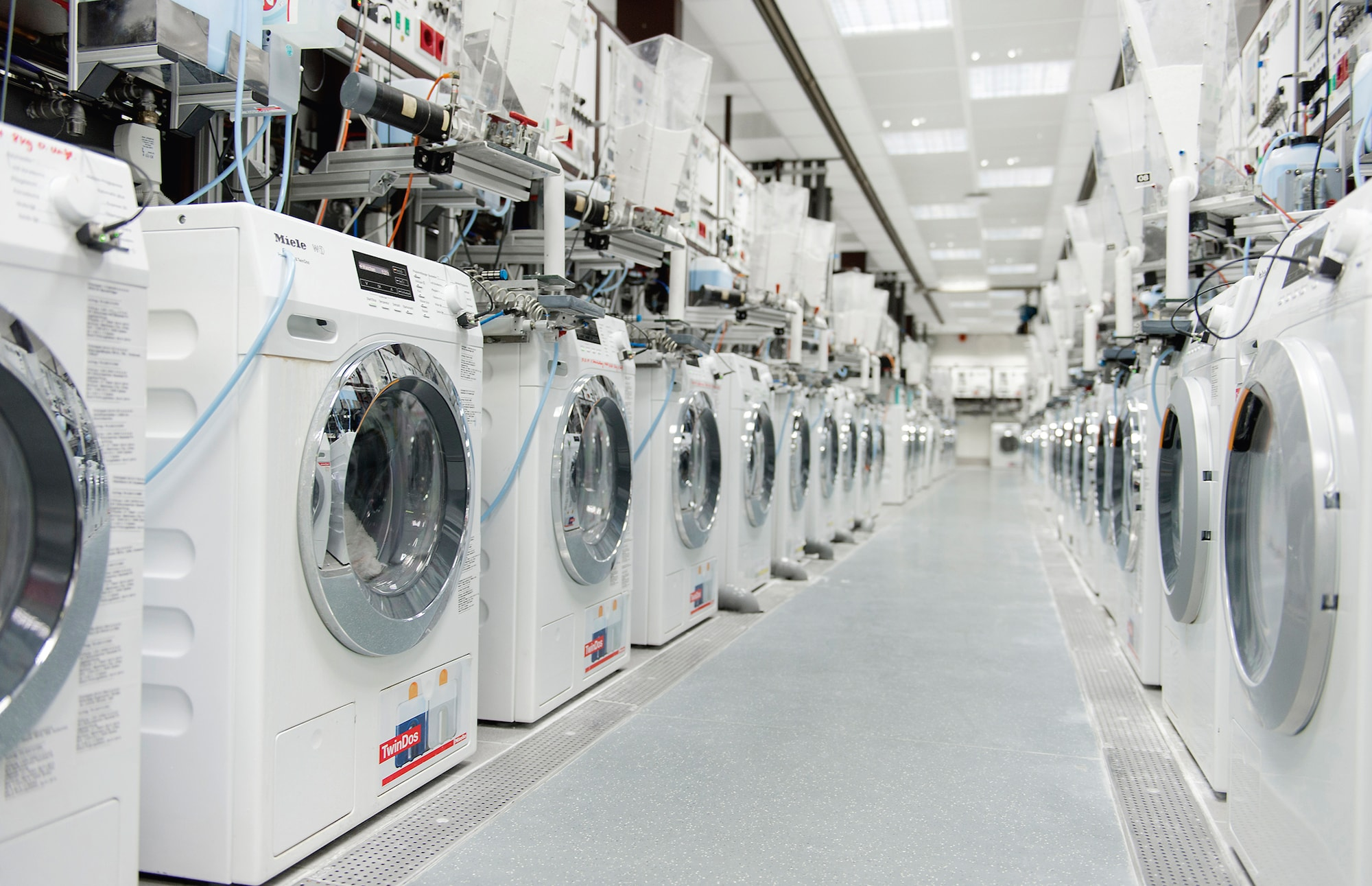 Miele Quality Washers and Dryers