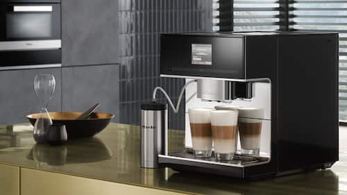 Product Features Countertop Coffee Machines Miele