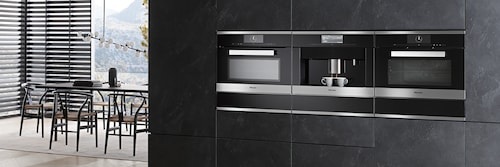Built In Coffee Machines Miele