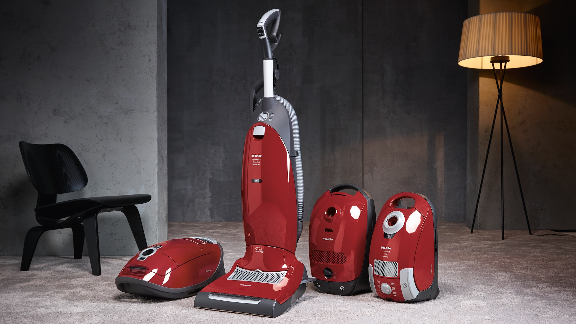 Miele HomeCare Vacuum Assortment