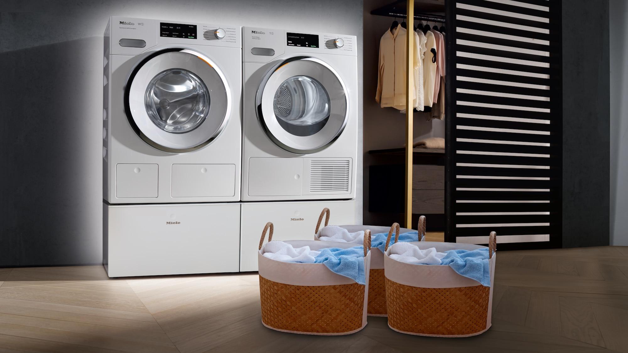 Laundry Capacity Representation