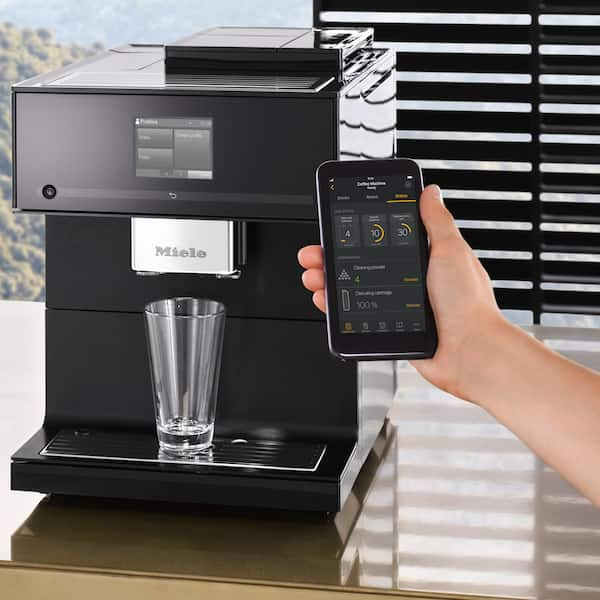 CM7 High End Coffee Maker with WifiConn@ct