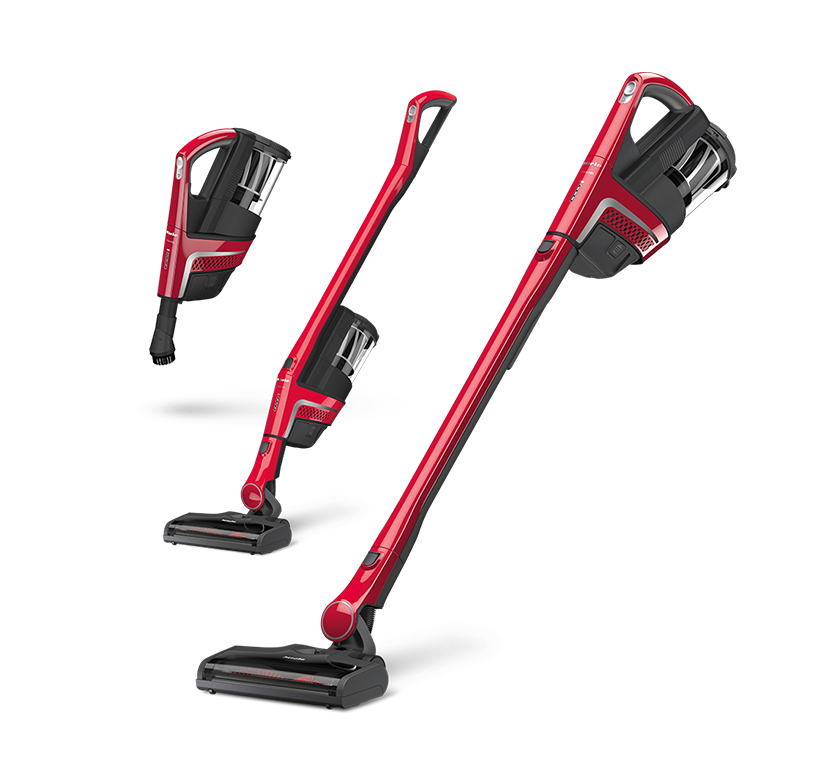 Triflex HX1 – Ruby red and silver