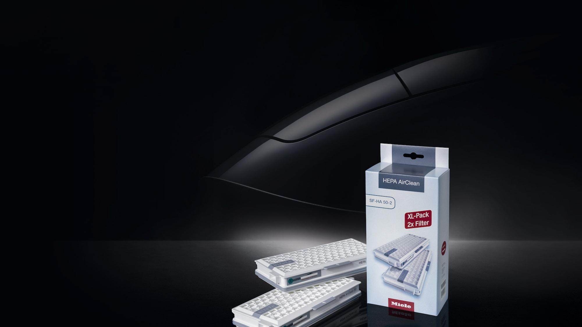 Miele HEPA-Filter Doppelpack