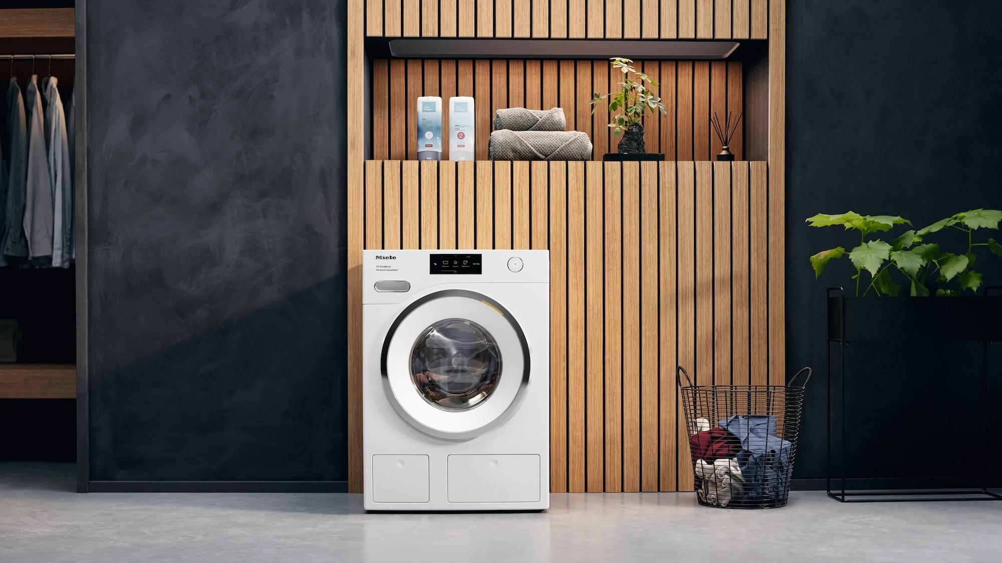 W1 Compact Washing Machine