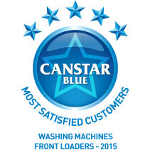 Miele Canstar Blue awards for Washing Machines 2015