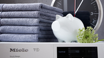 EcoDry technology | 10 Star energy rating | Miele TCE 630 heat pump dryer