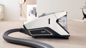 Miele Blizzard bagless vacuum cleaners