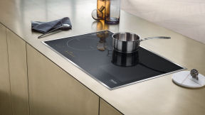 Miele TempControl induction cooktops