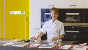 Miele experience cooking demonstration
