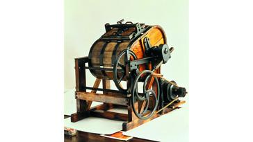 Miele Schaukelwaschmaschine