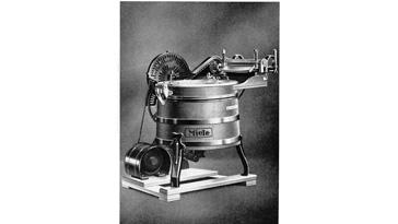 Miele Kraftwaschmaschine Nr. 50