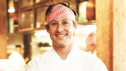 Miele professional chef Shaun Presland