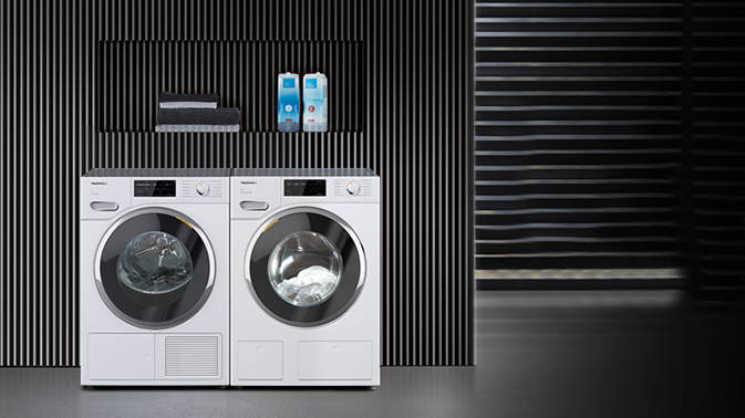 Miele laundry package and 30 day Money Back guarantee