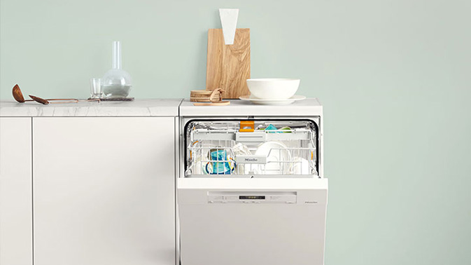 Miele Dishwashers | Outstanding Performance