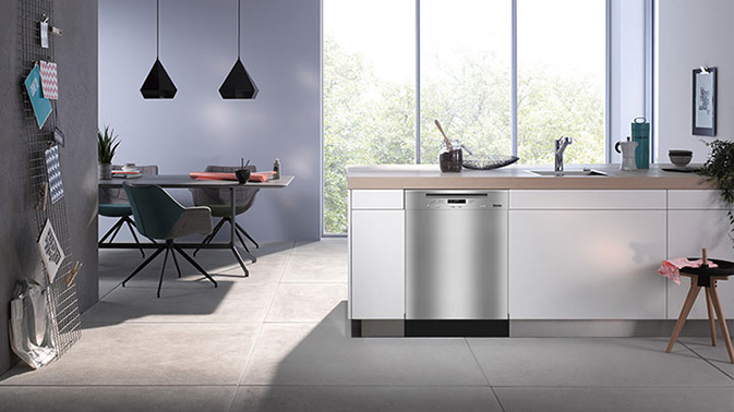 Timeless design | Experience Extraordinary | Miele dishwashers