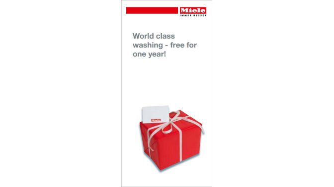 Expired Miele Vouchers
