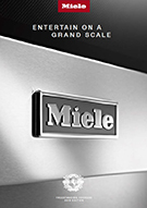 Miele Freestanding Cooker Brochure