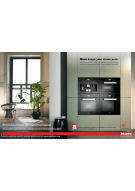 Miele Generation 6000 ovens advertising 2014