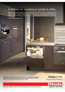 Miele Generation 6000 press ad 2014