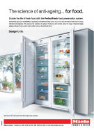 Miele K30000 refrigeration advertising 2014