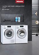 Miele laundry care brochure July 2021