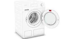 Typenschild Waschmaschinen