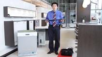 [ビデオで解説] 機器の取付け方法、基本操作方法