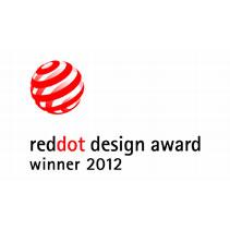 Red dot für hohe Designqualität