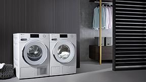 Waschmaschinen und Trockner