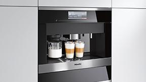 Miele 全自動コーヒーマシン CVA 6800