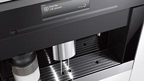 Miele CVA6800 自動洗浄機能