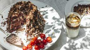 [浅本充さんレシピ] レッドヴェルベットケーキ