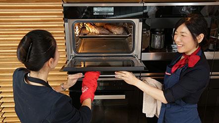 製品体験会《調理機器》