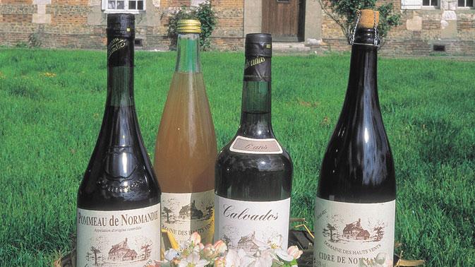 Im Paradies der glücklichen Äpfel - Normandie