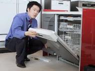 食器洗い機 G4000, G5000 シリーズ - 取付け編 -