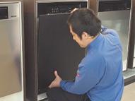 食器洗い機 G7000シリーズ  -ドア面材取付編-