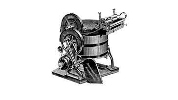 Die erste Miele Waschmaschine mit eigenem Elektromotor