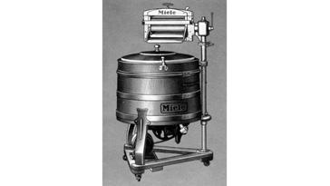 Miele Waschmaschine Modell Nr. 55