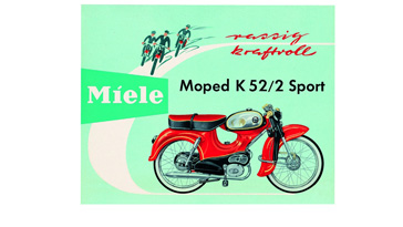 Miele-Moped K 52/2 Sport