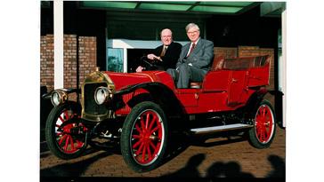 Das legendäre Miele Auto