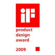 iF, Hannover, product design award 2009