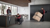 Lieferung & Installation
