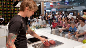 Miele MasterClass cooking demonstrations