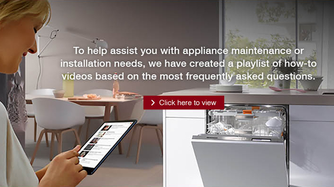 Appliance Maintenance & Installation Support