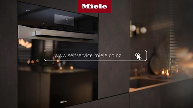Self Service Portal | Miele Online Services