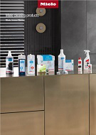 Miele Cleaning Products brochure Sept 2018