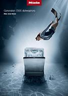 Miele dishwasher brochure 2021